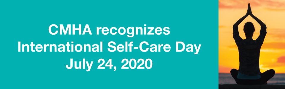 Int. self care day Banner EN