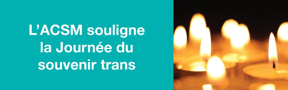 Transgender Day of Remembrance Banner FR
